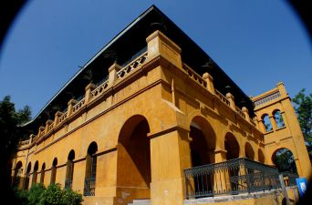 [FOTOS] Anuncian plan de revitalización del emblemático Castillo Hidalgo
