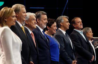 [FOTOS] Así fue el cierre de campaña de los candidatos presidenciales
