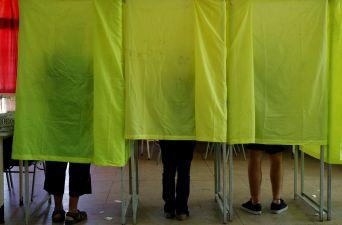 [FOTOS] Las imágenes que ha dejado la jornada de elecciones en Chile