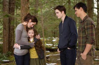 [FOTOS] Así luce la hija que tuvo Edward y Bella en la saga Crepúsculo