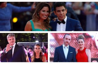 Varias parejas se tomaron el Copihue de Oro 2017