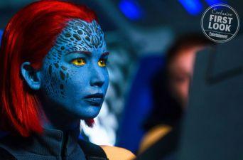 """[FOTOS] Revelan las primeras imágenes de"""" X-Men Dark Phoenix"""""""