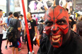 [FOTOS] Las mejores imágenes de la Comic Con Experience en Sao Paulo