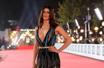 Tonka Tomicic en la gala de Viña 2018
