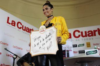 [FOTOS] Gabriela Pulgar, la nueva candidata a reina de Viña