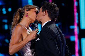 Carolina de Moras y Rafael Araneda en Viña 2018