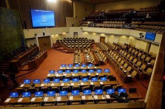 [FOTOS] Así quedó la Cámara de Diputados tras su remodelación