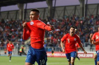 [FOTOS] Las mejores fotos del empate entre Chile y Brasil