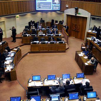 Senado aprueba proyecto que otorga autonomía constitucional al Servel