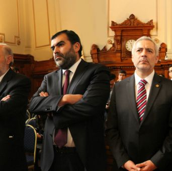Los candidatos a fiscal nacional