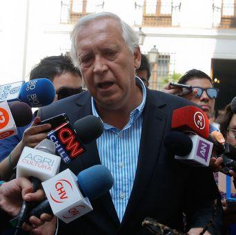"""Jorge Burgos: """"Yo prefiero que la declaración de patrimonio e intereses sea lo más amplia posible"""""""