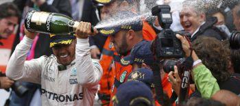 Lewis Hamilton gana el Gran Premio de Mónaco de Fórmula 1