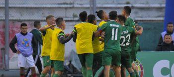 Bolivia sorprende y obtiene gran triunfo ante Perú en el Sudamericano Sub 20