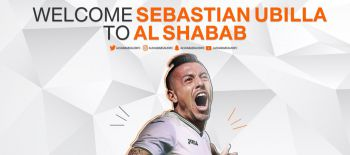 No habrá retorno azul: Sebastián Ubilla es confirmado en el Al Shabab