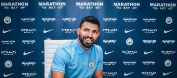 Kun Agüero prolonga su contrato con el Manchester City