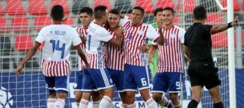 [VIDEO] Paraguay derrota a Perú y se mete en la pelea por acceder a fase final del Sudamericano