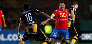 Fernando Meneses se convierte en el nuevo refuerzo de Unión La Calera