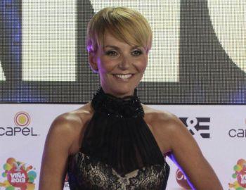 Francisca García-Huidobro no gustó en la gala de Viña 2013