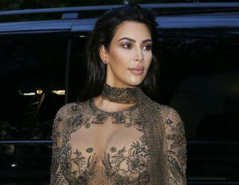 Kim Kardashian sigue mostrando nuevas facetas