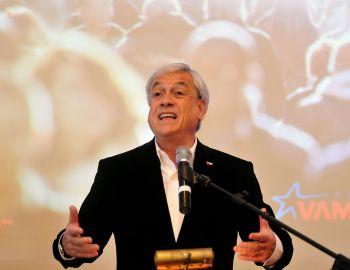 Sebastián Piñera critica la reforma del gobierno