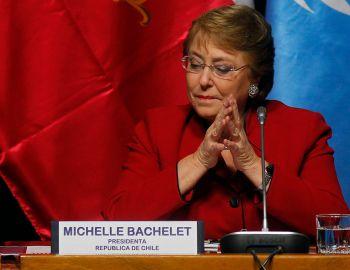 Bachelet y marcha contra AFP: La ciudadanía nos recordó que tenemos un desafío enorme