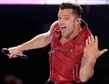 Ricky Martin vuelve a Chile en octubre