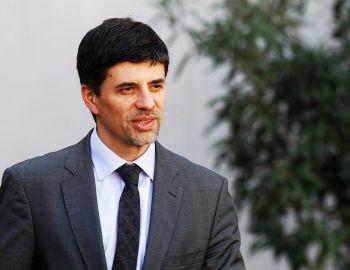 Marcelo Díaz, vocero de Gobierno