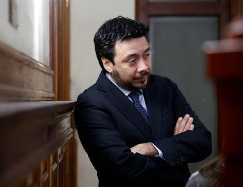 Emiliano Arias presenta recurso de protección contra el fiscal nacional Jorge Abbott