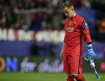 FC Barcelona ofrecerá nuevo contrato a Ter Stegen tras partida de Bravo