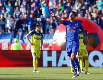 La U ya suma tres bajas por lesión para el Clásico Universitario