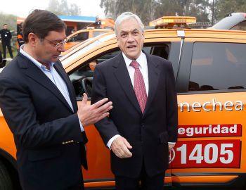 """Piñera: """"Después de las municipales vendrán tiempos para pensar en otros desafíos"""""""