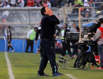 Mario Salas: Es quizás el peor momento desde que estoy en el fútbol