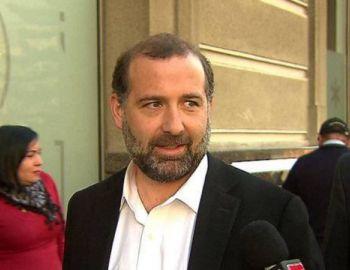Defensa de Cristián Warner negocia procedimiento abreviado con la fiscalía