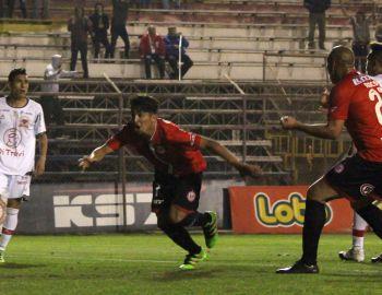 San Felipe rescató agónico empate ante Ñublense por Primera B
