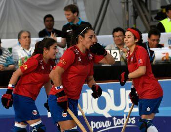 Marcianitas enfrentarán a Francia en cuartos del Mundial de hockey