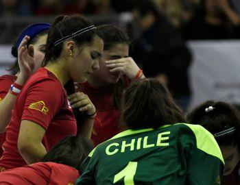 Marcianitas pierden dramáticamente con Francia y quedan eliminadas del Mundial