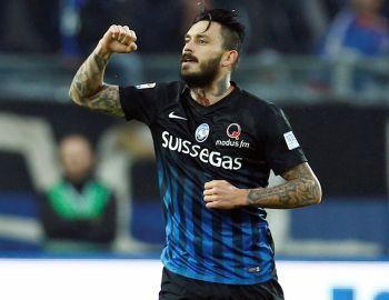 Mauricio Pinilla es héroe en agónico triunfo de Atalanta sobre Inter de Medel