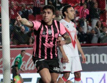 [VIDEO] Edson Puch vuelve a marcar en triunfo del Necaxa en la liga mexicana