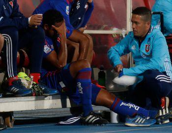 Alarma en La Roja por lesión de Beausejour en eliminación de la U