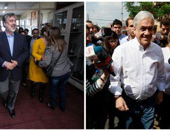 Cerc-MORI: Guillier sería más competitivo que Lagos en elección contra Piñera