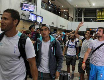 Universidad Católica está de regreso en Santiago tras histórico bicampeonato