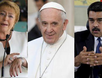 Chile pidió al Vaticano interceder por liberación de Jatar en Venezuela