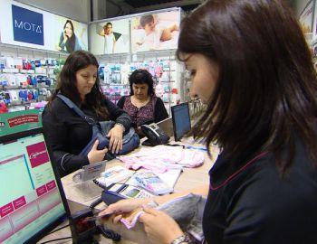 Compras con tarjeta de crédito de extranjeros aumentaron 21% el primer trimestre