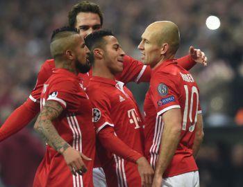[Gol a Gol] Sigue a Marcelo Díaz, Arturo Vidal y Claudio Bravo en sus duelos en Europa