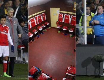 La ternura de Alexis, basura y apuestas: La revolución del Arsenal en su visita al Sutton