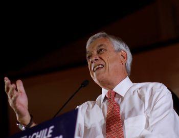 """Piñera por cuenta pública de Bachelet: """"Le quedan nueve meses para enmendar el rumbo"""""""