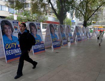 Carteles, palomas y franja televisiva: Hoy comienza la propaganda electoral