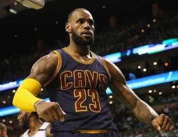 Se repite la historia: LeBron comanda a Cavaliers a nueva final de la NBA contra Warriors