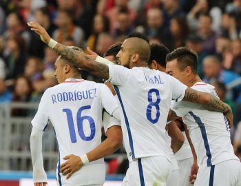 [EN VIVO] La Roja desafía a Portugal buscando la final de la Copa Confederaciones