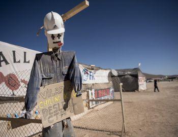 Costo de huelga en minera Escondida alcanzó los US$ 740 millones